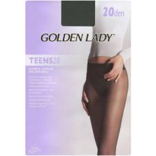Колготки Golden Lady Teens (Голден Леди) Daino (цвет загара) 20 den, 2 размер