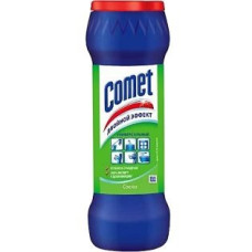 Универсальное чистящее средство Comet (Комет) Сосна с хлоринолом в банке, 475 г