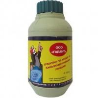 Средство для очистки канализационных труб КРОТ Гранулы от засора 500 г