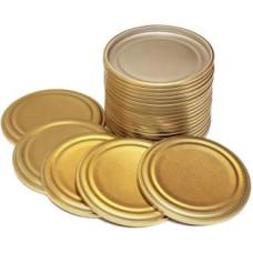 Крышки для консервирования металлические