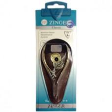 Кусачки маникюрные Zinger (Зингер) золотые в чехле zo MC-350-HG-SH-K1N Оригинал