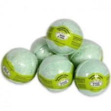 Бурлящие шарики для ванны «Savon D Lion» Лайм и лимон, 130 г