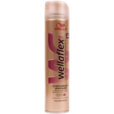 Лак для волос Wellaflex (Веллафлекс) - Суперсильная фиксация №5, 250 мл