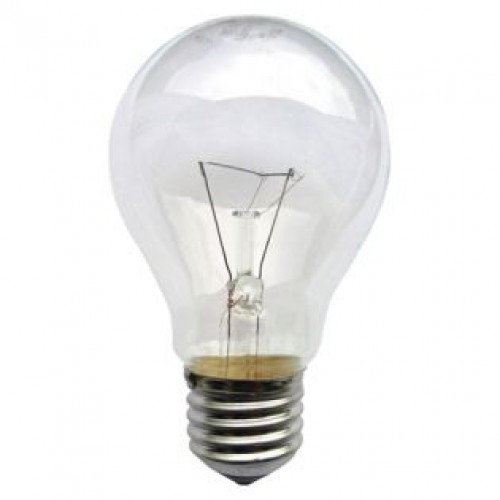 Лампа накаливания Импульс, мощность - 95 W, цоколь - 27 Е