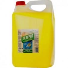 Жидкость-гель для мытья посуды АИСТ Лазурит «Грейпфрут», канистра 5 л