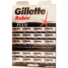 Лезвия Gillette Rubie Platinum Plus 5 шт