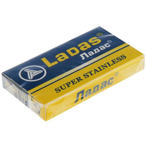 Лезвия для бритья Ladas (Ладас), 5 шт