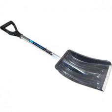 Лопата автомобильная для снега Актив-Авто с алюминиевой планкой, 290х365 мм