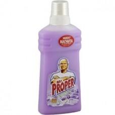 Моющее для полов и стен Mr.Proper (Мистер Пропер) Лавандовое спокойствие, 500 мл