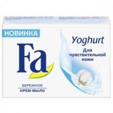 Крем-мыло Fa (Фа) Yoghurt Для чувствительной кожи, 90 г