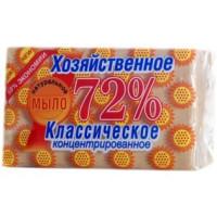 Хозяйственное мыло АИСТ Классическое Гост 72 %, 150 г