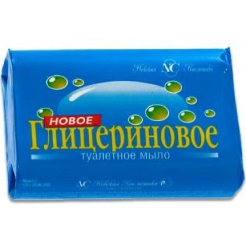 Туалетное мыло Глицериновое, 90 г