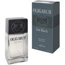 Мужская туалетная вода Oligarch Get Back (Олигарх Гет Бэк), 100 мл