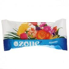Влажные салфетки Ozone Цветы, 15 шт