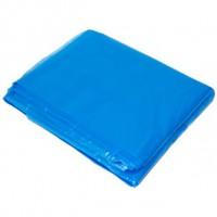 Пакет для мусора ПВД синий, 600х800 см, 30 мкм