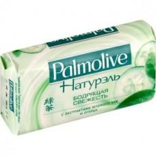 Мыло Palmolive (Палмолив) Бодрящая свежесть с экстрактом огурца и зеленого чая, 90 г