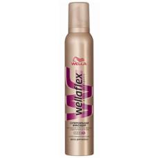 Пена для укладки волос Wellaflex (Веллафлекс) Суперсильная фиксация №5, 200 мл