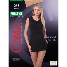 Колготки Conte Prestige (Конте Престиж), Bronz (загар), 20 den, 4 размер