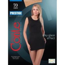 Колготки Conte Prestige (Конте Престиж), Nero (черный), 3 размер, 70 den