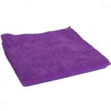 Салфетка из микрофибры (без упаковки) FRESH UP цвет фиолетовый, 30*30 см