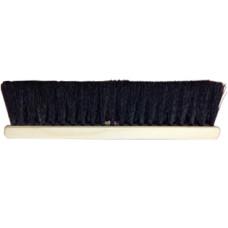 Щетка для пола деревянная без резьбы, L=300 мм, 4-х рядная
