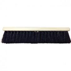 Щетка для пола деревянная без резьбы, L=500 мм, 4-х рядная
