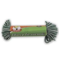 Шнур бельевой Умничка цветной, д-3 мм, L-10 м