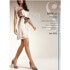Колготки SiSi Miss (Сиси Мисс), Nero (черный), 20 den, 3 размер