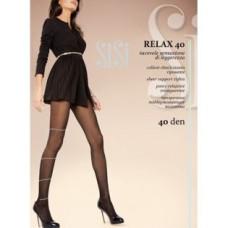 Колготки SiSi Relax (Сиси Релакс), Daino (цвет загара), 40 den, 2 размер