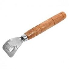 Сковородкодержатель с деревянной ручкой из бука, 23 см