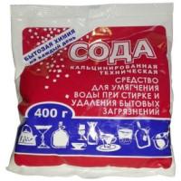 Сода кальцинированная, 400 г
