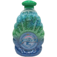 Соль для ванн Elegance (Элеганс) Морская, 680 г