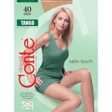Колготки Conte Tango (Конте Танго), Nero (черный), 3 размер, 40 den