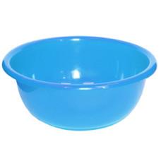 Таз пластмассовый Классика голубой, 12 л