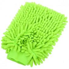Варежка для пыли из микрофибры, 17х15 см
