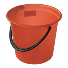 Ведро бытовое пластмассовое, 4 л, h=185 мм, d=210 мм