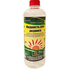 Жидкость для розжига без дозатора, 250 мл