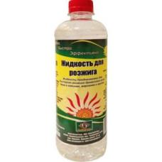 Жидкость для розжига без дозатора (жидкий парафин), 500 мл