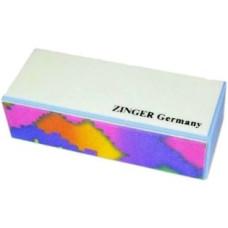 Бафик полировка для ногтей четырехсторонний 220/240/800/3000 Zinger (Зингер) zo-BA-09 Оригинал
