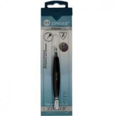 Триммер для кутикулы с матовой лопаткой Zinger (Зингер) zo CT-19 Оригинал