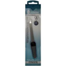 Пилка алмазная для ногтей 5 см Zinger (Зингер) zo F-5-logo3 Оригинал