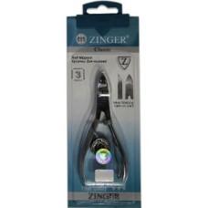 Кусачки для педикюра Zinger (Зингер) 1-пружинные zo ME-45-S-LJ Оригинал