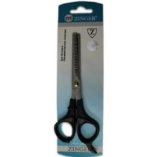 Ножницы парикмахерские филировочные односторонние (6,0) Zinger (Зингер) ZS EC-017-6