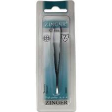 Пинцет прямой Zinger (Зингер) ZSP TA-09-str-S