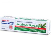 Зубная паста Новый Жемчуг Хвойный бальзам, 100 мл