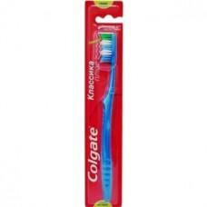 Зубная щетка Colgate (Колгейт) Классика Плюс, средней жесткости